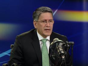 Confiep a Humala: Sí invertimos y más que el sector público