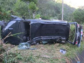 Yurimaguas: profesor de matemáticas muere tras despiste de su vehículo