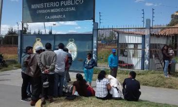 Cajamarca: identifican a fallecidos de despiste de camión