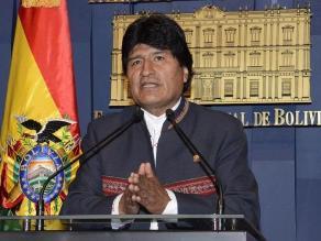 Tensión entre Chile y Bolivia por declaraciones de Evo Morales