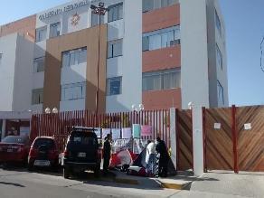 Arequipa: estudiantes del Honorio Delgado en huelga de hambre