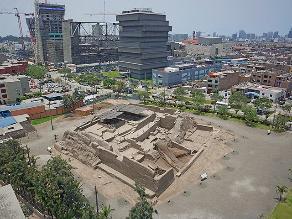 Mira los sitios arqueológicos de Lima Metropolitana registrados por drones