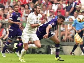 Real Madrid vs. Tottenham: Gareth Bale anota golazo de fuera del área