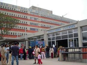 Médicos del hospital María Auxiliadora salvan brazo a niño ayacuchano