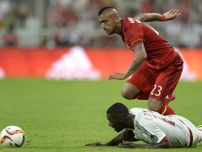 Audi Cup: Bayern Munich vence al Milán con gol de Bernat