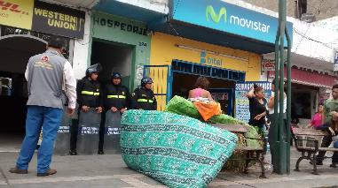 Chimbote: clausuran hostal donde falleció parroquiano