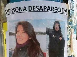 Puno: tras 16 días aparece hija de exgerente del gobierno regional