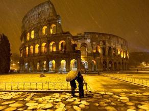 Italia invertirá 18,5 millones de euros para devolver la arena al Coliseo