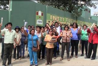 Lambayeque: docentes de Tumán anuncian paralización de labores por pagos