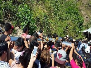 Lambayeque: miles de fieles veneran la Cruz de Motupe en su día central