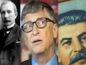 Conoce a las 10 personas más ricas de toda la historia