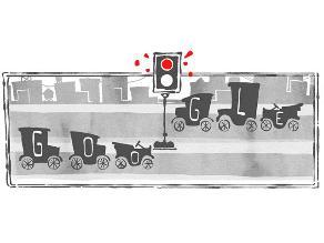 Doodle animado celebra 101 años del primer semáforo eléctrico
