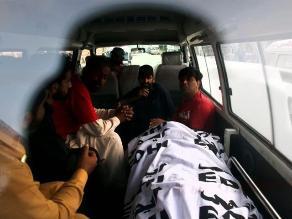 Pakistán ejecutó a un reo en medio de la condena internacional