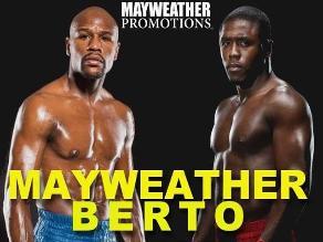 Mayweather defenderá su título CMB ante Andre Berto en septiembre