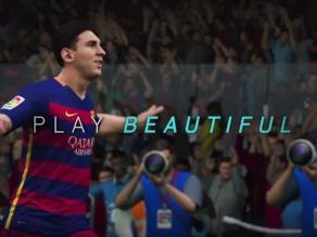 EA Sports muestra nuevo tráiler de FIFA 16 en la GamesCom 2015