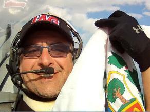 Miroslav Velickovic: El piloto peruano que conquista los cielos de EE.UU.
