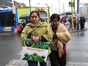 Lima registró la temperatura más baja del invierno, según Senamhi