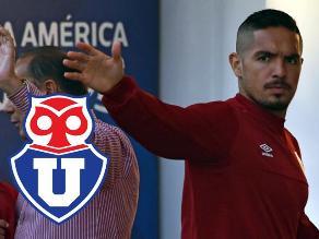 Juan Vargas vuelve a sonar en la Universidad de Chile