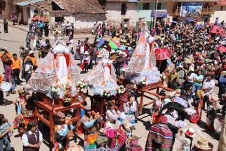 Cusco: festividad de Virgen Asunta es Patrimonio Cultural de la Nación
