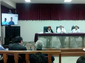 Puno: reprograman audiencia por caso Aymarazo para el 3 de septiembre