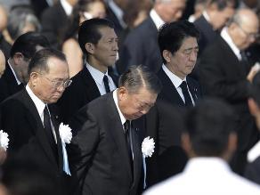 Hiroshima: Japón insta a terminar con armas nucleares