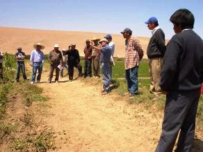 Ayacucho: suspenden paro de 48 horas por renuncia del director agrario