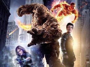 Los 4 Fantásticos lideran estrenos de la semana en EE.UU.