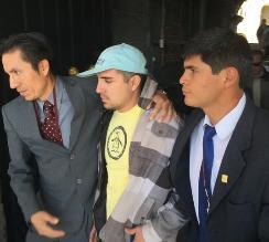 Joven que agredió a mujer en hotel fue llevado al penal Ayacucho I