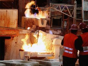 Crece producción de cobre, oro y plata en primer semestre de este año