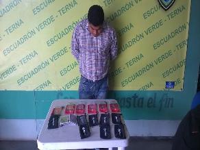 Chiclayo: estafador entregaba vidrios en lugar de celulares a sus clientes