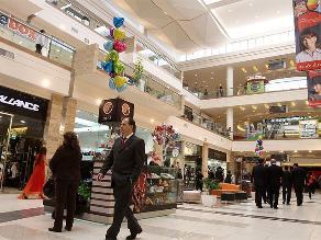 ACCEP: Ventas de centros comerciales crecerán 11% este 2015