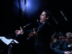 Juan Diego Flórez deslumbró al público de Peralada