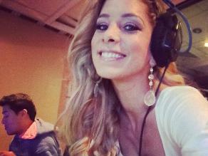 Sofía Franco: Me da muchas ganas de probar el reggaetón