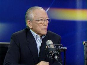 Humberto Lay: En ningún momento he dicho que propongo la pena de muerte