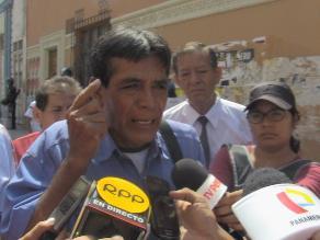 Chiclayo: Denuncian por disturbios y usurpación a dirigentes de Tumán