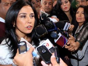 Corte Superior declaró inadmisible acción de amparo de Nadine Heredia