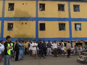 INPE: hacinamiento en penales supera en más de 100%