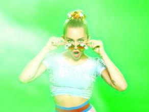 MTV VMAs: Miley Cyrus mostró un adelanto de su presentación