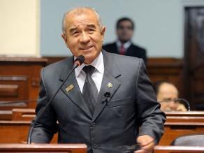 Gustavo Rondón será el nuevo titular de la Comisión de Fiscalización