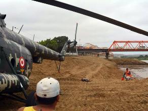 Tumbes: detienen a tripulación de helicóptero tras muerte de joven