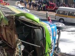 Puno: ciudadano muere arrollado por camioneta en Juliaca