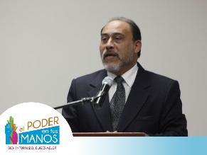 Jorge Yrivarren dice que voto preferencial es