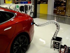 YouTube: así se cargarán los autos eléctricos en el futuro