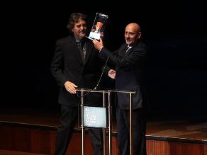 Festival de Cine de Lima arrancó con homenaje a Gustavo Bueno