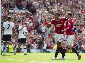 Premier League: Manchester United gana con un autogol del Tottenham
