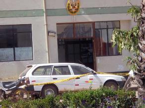 Andahuaylas: taxista continúa desaparecido en el distrito de Acobamba