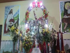 Lambayeque: decenas de fieles veneraron la Cruz de San Gerónimo
