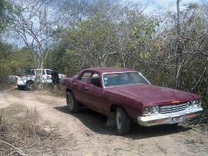 Tumbes: intervienen vehículo que transportaba combustible ilegal