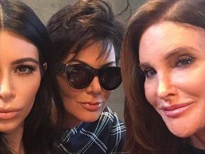 El reencuentro entre Caitlyn Jenner y su exesposa Kris