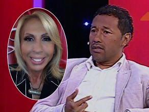 Roberto Palacios expresó su desagrado por Laura Bozzo